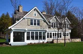 New Homes Built by Great Northern Construction, Door County