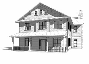 Drawings and Home Design Plans by Great Northern Construction Door County